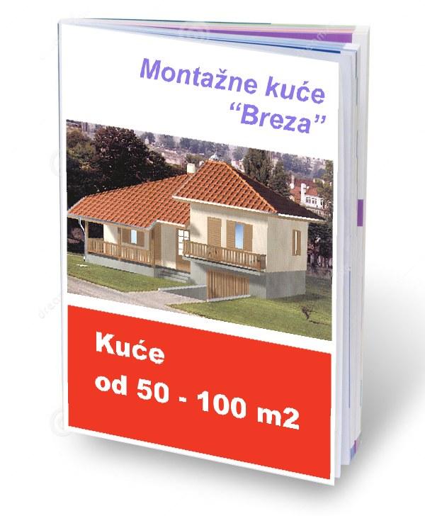 Kuće od 50 - 100 m2